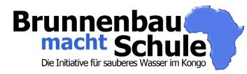 Logo Brunnenbau macht Schule