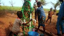 Brunnen im Heimatdorf von Abbé Matthieu Ilunga