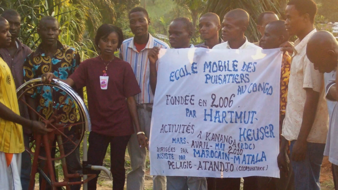 Brunnenbau macht Schule - Die Initiative für sauberes~47