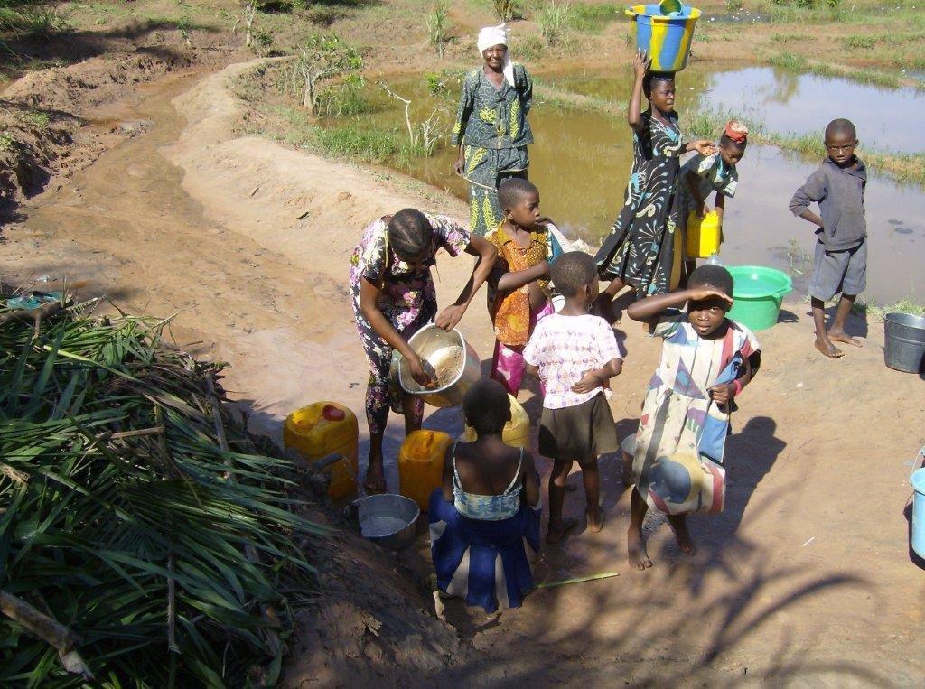Tradit. Wasser Versorgung